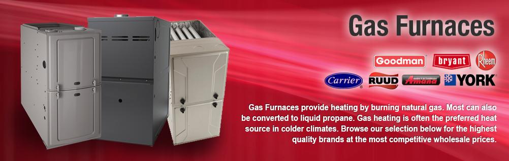 Buy Gas Furnaces Online | Wholesale Price | Gas Heating