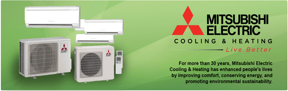 Mitsubishi Mini Splits | Air Conditioning | Ductless Heat
