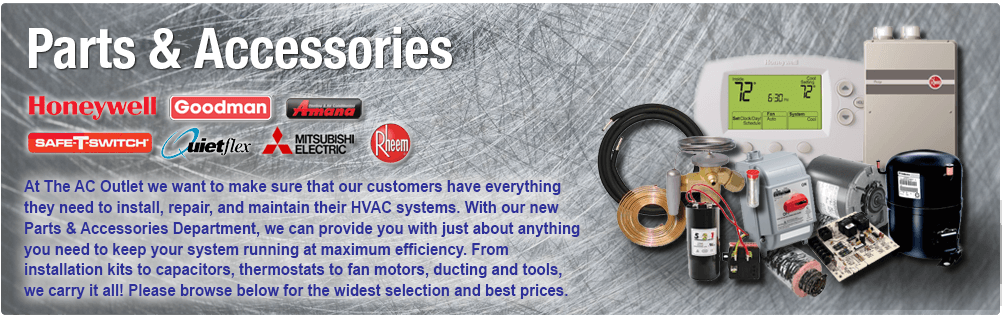 Buy Air Conditioner Parts & Accessories Online | HVAC | The