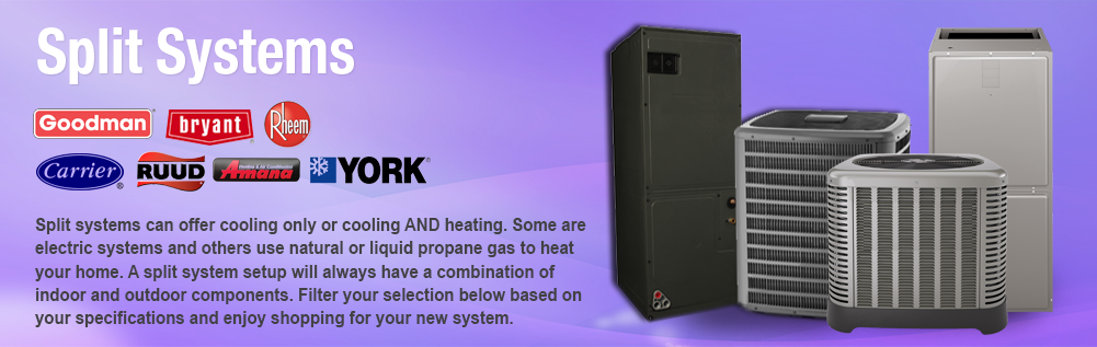 Buy Split Systems | Heat Pumps | Air Conditioning Online