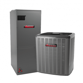 Asx160301 Avptc30c14 2 5 Ton 16 Seer Amana Air Conditioning System