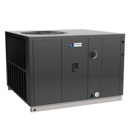 Direct Comfort 3 Ton and 80000 BTU 14 SEER 81/% Efficiency Duel Fuel Package Air Conditioner Model DC-GPG1436080M41