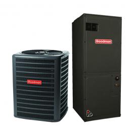 Gsz140601 Aspt61d14 5 Ton 14 Seer Goodman Heat Pump System