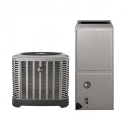 Ra1648aj1na Rh1v4821stanja 4 Ton 16 Seer Ruud Air Conditioning System