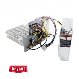 ce3101c15 15 kw bryant electric strip heat kit with circuit breaker Carrier AC Exploded Drawing split systems