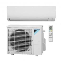 9,000 Btu 19 Seer Daikin Single Zone Ductless Mini Split Air Conditioning  System