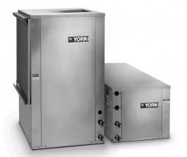york heat pump. 2 ton 13 eer york copper water source heat pump