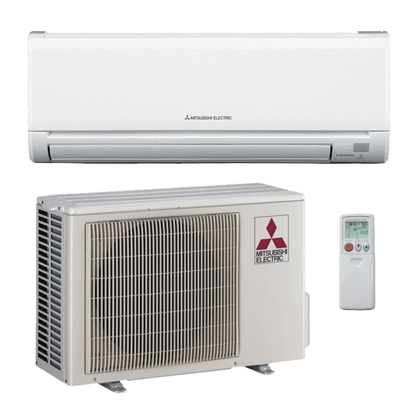 Muygl24na Msygl24na 24 000 Btu 20 5 Seer Mitsubishi Single Zone Ductless Mini Split Air Conditioning System