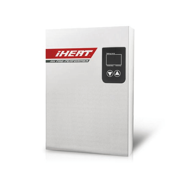 ahs16d - i-heat whole house 16 kw electric tankless water heater