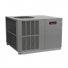 5 Ton 15 Seer Amana 140,000 Btu 80% Afue Gas Package Air Conditioner