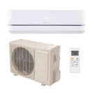 12,000 Btu 22.5 Seer Carrier Single Zone Ductless Mini Split Heat Pump System