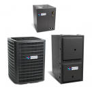 1.5 Ton 13 Seer Direct Comfort 40,000 Btu 96% Afue Gas System