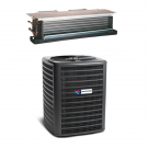 1.5 Ton 14 Seer Direct Comfort Air Conditioning System