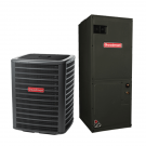 3 Ton 18 Seer Goodman Heat Pump System