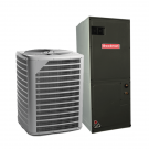 4 Ton 12 EER Daikin / Goodman Commercial Heat Pump System (208/230V)