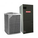 3 Ton 12 EER Daikin / Goodman Commercial Heat Pump System (208/230V)
