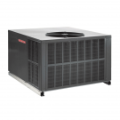 4 Ton 14 Seer Goodman 100,000 Btu 80% Afue Dual Fuel Package Heat Pump