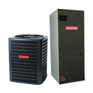 2 Ton 14 Seer Goodman Heat Pump System
