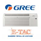 9,000 Btu 12.1 EER Gree Heat Pump Engineered Terminal Air Conditioner ETAC