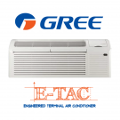 9,000 Btu 11.4 EER Gree Heat Pump Engineered Terminal Air Conditioner ETAC
