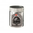 Honeywell TrueZONE 6 Inch Round Supply Damper