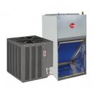 1.5 Ton 13 Seer Rheem Heat Pump System