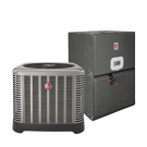 3 Ton 14 Seer Rheem / Ruud Air Conditioning System