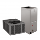 1.5 Ton 13 Seer Rheem / Ruud Air Conditioning System