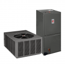 1.5 Ton 14 Seer Rheem / Ruud Air Conditioning System