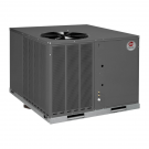 2 Ton 14 Seer Ruud / Rheem 80,000 Btu 80% Afue Dual Fuel Package Heat Pump