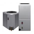 1.5 Ton 14 Seer Rheem Select Heat Pump System