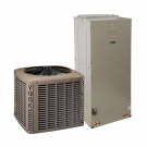 2.5 Ton 15 Seer York Heat Pump System