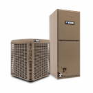 1.5 Ton 16.25 Seer York Series Air Conditioning System
