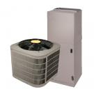 1.5 Ton 15.5 Seer Bryant Heat Pump System