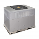 2 Ton 15 Seer Bryant 40,000 Btu 80% Afue Dual Fuel Package Heat Pump