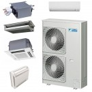 48,000 Btu 18.8 Seer Daikin Multi Zone Ductless Mini Split Heat Pump System