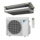 12,000 Btu 15.5 Seer Daikin Single Zone Ducted Mini Split Heat Pump System