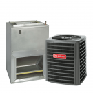 1.5 Ton 14 Seer Goodman Air Conditioning System