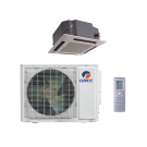 18,000 Btu 16 Seer Gree U-Match Ductless Cassette Single Zone Mini Split Heat Pump System