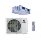 18,000 Btu 16 Seer Gree U-Match Ducted Single Zone Mini Split Heat Pump System