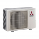 12,000 Btu 15.20 Seer Mitsubishi Mini Split Air Conditioner Condenser
