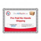 Prepaid No-Hassle Shipping ($0 - $299)