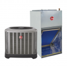 3 Ton 13 Seer Rheem / Ruud Air Conditioning System