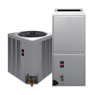 3 Ton 16 Seer Rheem Select Air Conditioning System