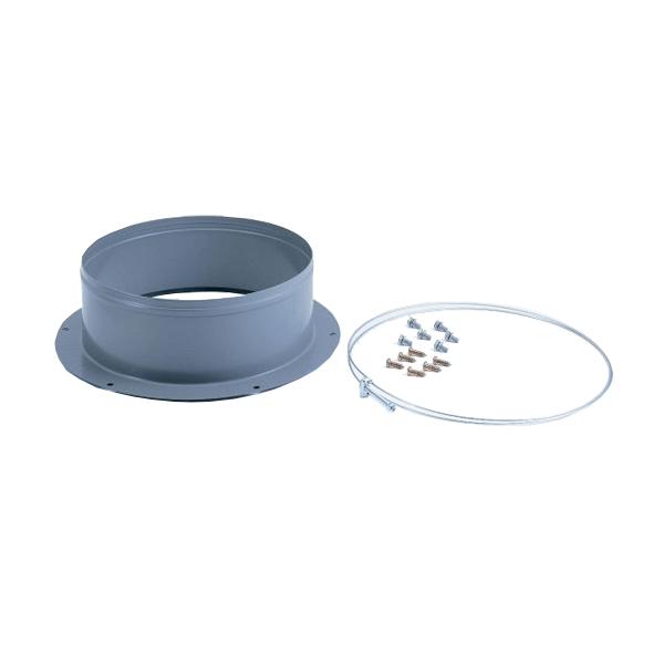 Portable AC Warm Air Flange Kit (12 Inch)