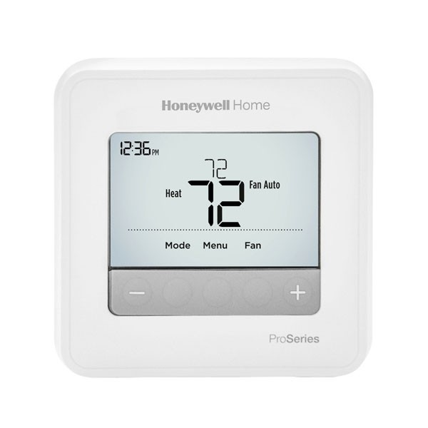 Honeywell T-4 Pro Programmable Thermostat (1H/1C)