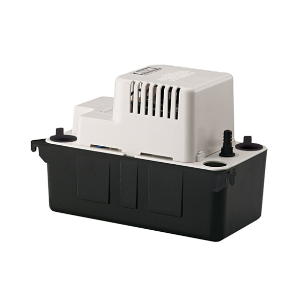 120V Little Giant Condensate Pump (Switch and Tubing)