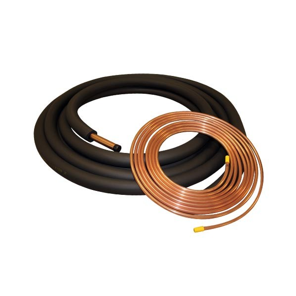 1.5 Ton - 2.5 Ton Copper Line Set (3/8 x 3/4 x 30 ft)
